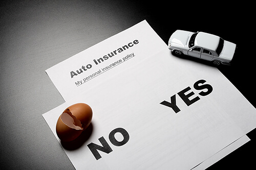 Insuring A Car Not Registered To You