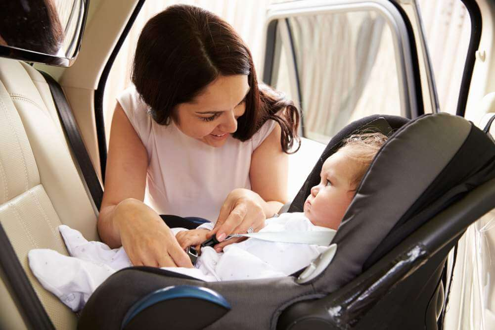 protect your child during hijacking