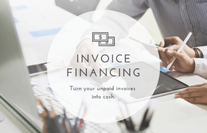 Unlock cash stuck in outstanding invoices
